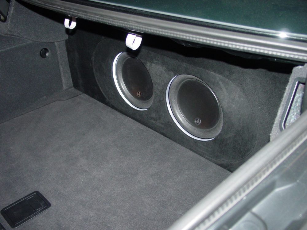 Premium  Sound- Car Audio Install